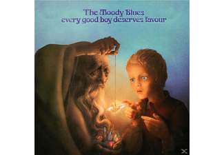 The Moody Blues - Every Good Boy Deserves Favour (Remastered) [CD]