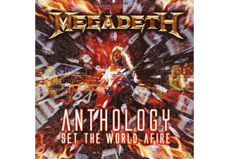 Megadeth - Anthology: Set The World Afire [CD]
