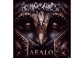 Rotting Christ - Aealo - (CD)