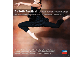 VARIOUS - Ballett-Festival (Cc) - (CD)