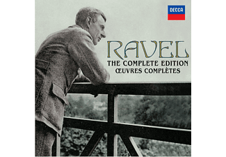 VARIOUS - Ravel Complete Edition (Ga) - (CD)