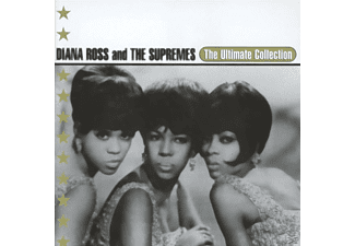 Diana Ross, Diana Ross & The Supremes - Ultimate Collection [CD]