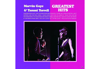 Marvin Gaye and Tammi Terrell - Greatest Hits (CD)