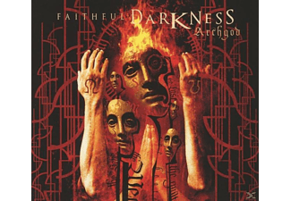 Faithful Darkness - Archgod [CD]