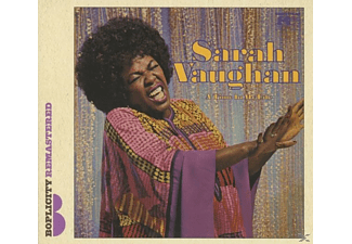 Sarah Vaughan - A Time In My Life [CD]