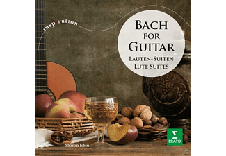Sharon Isbin - Bach For Guitar [CD]