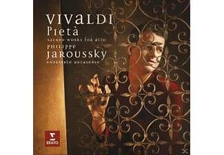 Philippe Jaroussky - PietA-Sacred Works - (CD)