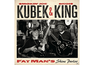 Smokin' Joe Kubek, Bnois King - Fat Man's Shine Parlor [CD]