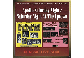 VARIOUS - Apollo Saturday Night - (CD)