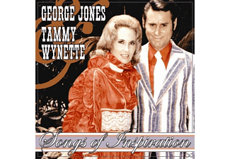 Tammy Wynette, George Jones - Songs Of Inspiration [CD]