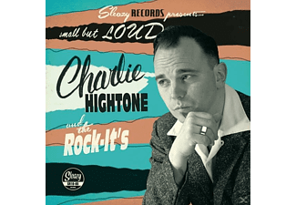 Charlie -& The Rock-its- Hightone - Small Out Loud! - (EP (analog))