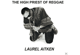 Laurel Aitken - The High Priest Of Reggae - (Vinyl)