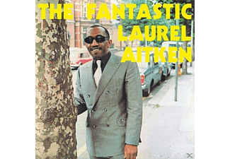 Laurel Aitken - The Fantastic Laurel Aitken - (Vinyl)