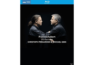 Prégardien,Christophe/Gees,Michael - Winterreise [CD + Blu-ray Disc]