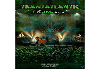 Transatlantic - Kaliveoscope (Ltd.Deluxe Box Set 2dvd+3cd+Bluray) [Blu-ray + CD + DVD]