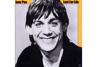 Iggy Pop - LUST FOR LIFE - (CD)