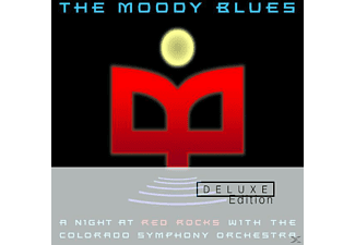 The Moody Blues - A Night At Red Rocks (Deluxe Edition) - (CD)