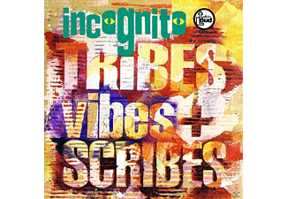 Incognito - Tribes Vibes & Scribes (Re-Issue) [CD]
