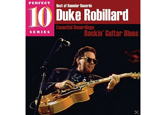 Duke Robillard - Best Of Rounder: Rockin Guitar Blues - (CD)