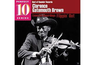 Clarence Gatemouth Brown - Best Of Rounder: Flippin Out [CD]