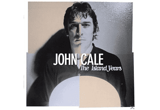 John Cale - Island Years (Anthology) [CD]