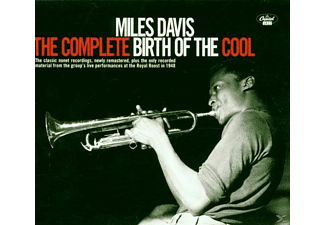 Miles Davis - THE COMPLETE BIRTH OF THE COOL - (CD)