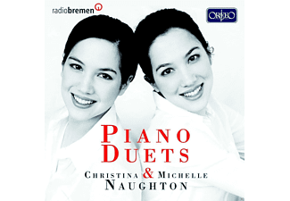 Christina Naughton, Michelle Naughton - Piano Duets - (CD)