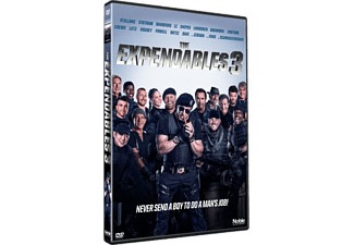 The Expendables 3 Action DVD