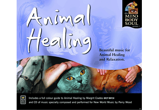 Perry Wood - Animal Healing - (CD)