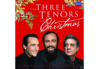 José Carreras, Pavarotti, Domingo, Carreras - The 3 Tenors At Christmas [CD]