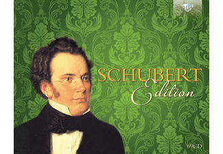 VARIOUS, Various Orchestras - Schubert Edition - (CD)