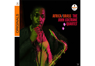 John Coltrane - Africa/Brass [CD]
