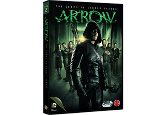 Arrow S2 Action DVD
