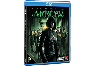 Arrow S2 Action Blu-ray
