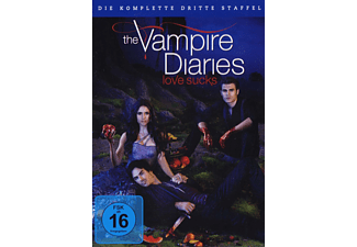 The Vampire Diaries - Die komplette 3. Staffel - (DVD)