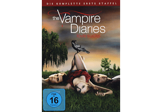 The Vampire Diaries - Die komplette 1. Staffel - (DVD)