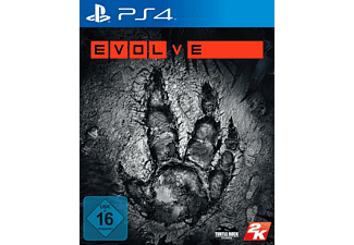 Evolve (Software Pyramide) [PlayStation 4]