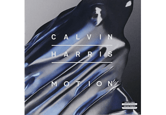 Calvin Harris - Motion [CD]