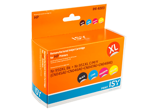 ISY IHI 4003 Multipack (HP 950XL/951XL)