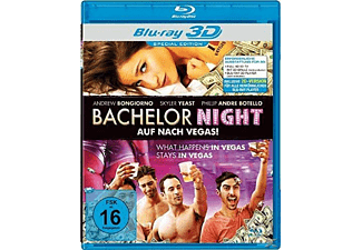 Bachelor Night - Auf nach Vegas! [3D Blu-ray]