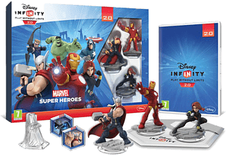 ARAL One Disney Infinity Marvel Starter Pack XBOX