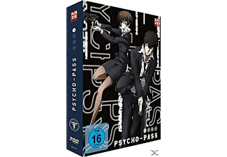 Psycho Pass - Box 1 - (DVD)