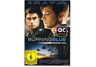 Burning Blue - (DVD)