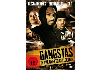 Gangstas in the Ghetto - Collection [DVD]