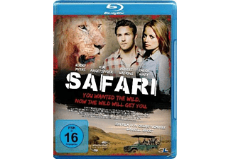 Safari - (Blu-ray)