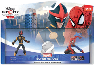 ARAL Disney Infinity 2.0 Spiderman Playset Figür