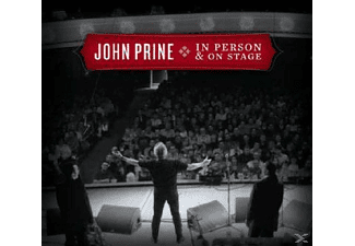 John Prine - In Person & On Stage [CD]