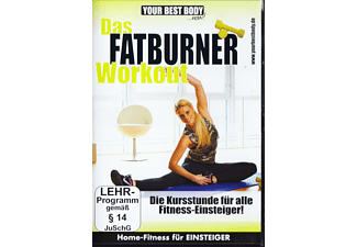 Das Fatburner Workout [DVD]