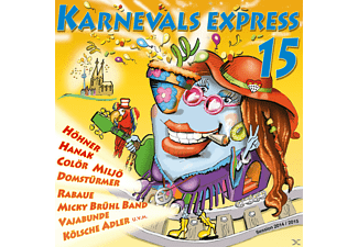 VARIOUS - Karnevalsexpress 15 - (CD)