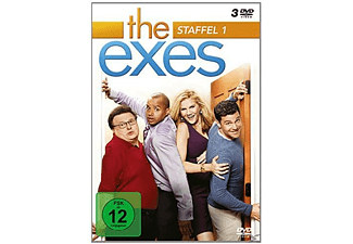 The Exes - 1. Staffel [DVD]